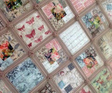 Vintage Revival – Crochet & Patchwork Quilt