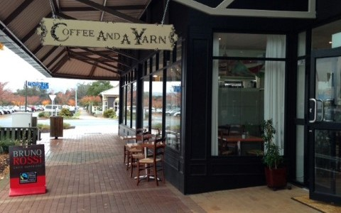 Coffee and a Yarn – Change of Opening Hours