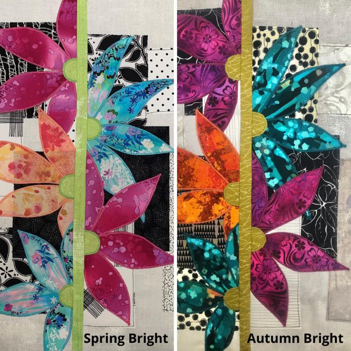 Floral Mystique - Night