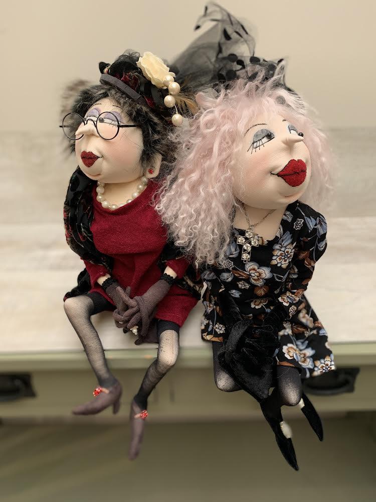 Doll Class - Joylene