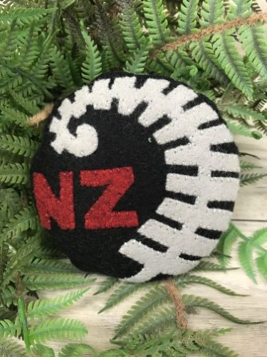 Silver Fern Pincushion