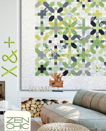 x & + quilt kit