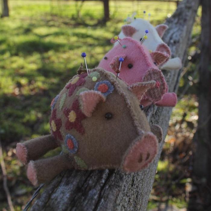 Pin Pigs